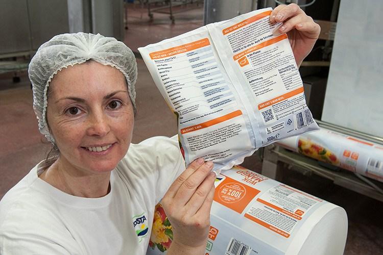 Seitenbild: Neue Folienverpackungen für besseres Recycling
