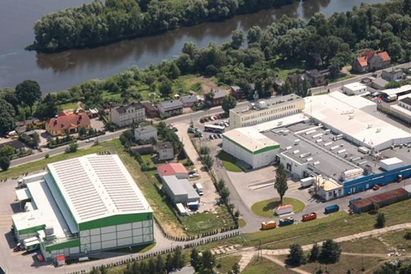 Seitenbild: FRoSTA Standort Bydgoszcz