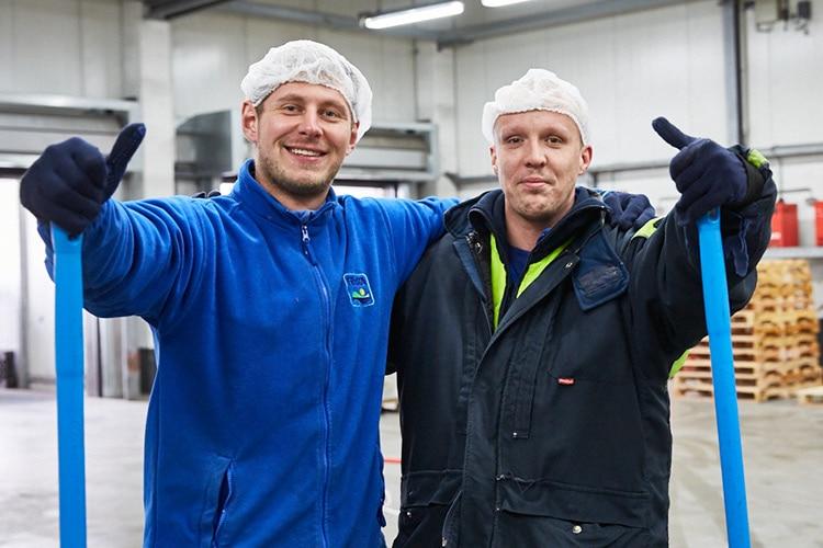 FRoSTA Standort Lommatzsch sucht neue Kolleginnen und Kollegen.